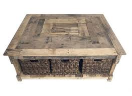 60 coffee table rustic pallet