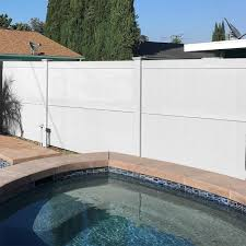 Weatherables Augusta 8 Ft H X 8 Ft W White Vinyl Privacy Fence Panel Kit Pwpr 3r 8x8 The Home Depot