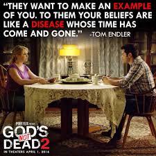 god s not dead in god s not dead tom endler jesse facebook