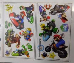 Mario Kart Wall Stickers Images Home Wall Decoration Ideas Independence