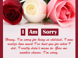 i am sorry messages for wife sweet r tic wishesmsg