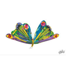 Shop Marmont Hill - Handmade The Very Hungry Caterpillar Butterfly ...