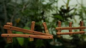 Old Wooden Fence 3d Model In Miscellaneous 3dexport