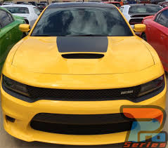 15 Charger Hood Dodge Charger Hood Decal Daytona Hemi Srt 392 Center Hood Stripe Vinyl Graphics 2015 2020
