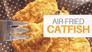 KETO** Air-Fried Catfish (Low Carb ...