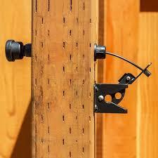 Ez Gate Latch Pull Wood Fence Gates Gate Latch Wood Fence