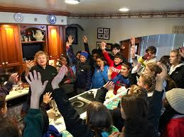 """Kelley Gorman on Twitter: """"Big thanks to our @CBFedu friends on Smith  Island for a wonderful @SSSASsaints minicourse adventure! We stayed busy  from sunrise to (well past) sunset and learned so much"""