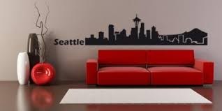 Seattle Wall Decal Love It Want It And Will Have It Wall Decals Vinyl Decor Wall
