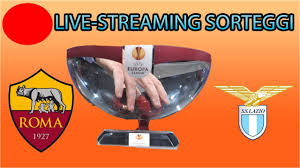 LIVE-STREAMING SORTEGGI EUROPA LEAGUE 2019/2020 - YouTube