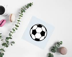 Soccer Cup Decal Etsy