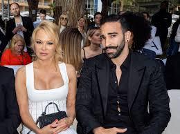 Pamela Anderson's ex boyfriend Adil Rami denies abuse claims | Metro News