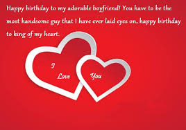 birthday wishes for boyfriend love quotes best wishes