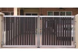 Folding Main Gate Design Malaysia Beautiful Design