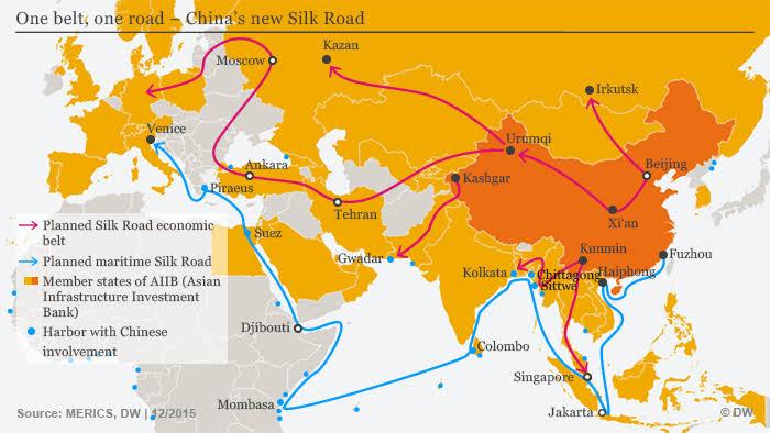 Bir kuşak yol haritası ile ilgili görsel sonucu