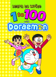 LEARN TO WRITE 1 TO 100 WITH DORAEMON - ENGLISH: Buy LEARN TO WRITE 1 TO  100 WITH DORAEMON - ENGLISH Online at Low Price in India on Snapdeal