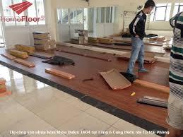 Tại sao nên chọn sàn nhựa vân giả gỗ cho không gian sống của bạn