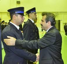 340 polis yemin ederek göreve başladı