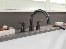 roman tub faucet 37984 ob delta faucet