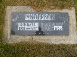 Norma Butler Anderson (1903-1988) - Find A Grave Memorial