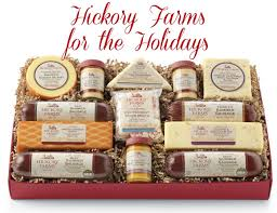 hickory farms for the holidays