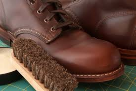 care for and protect your leather boots