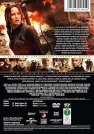 Amazon.com: Hunger Games - Il canto della rivolta - Parte 1 [IT ...