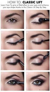 easy makeup tricks for hazel eyes