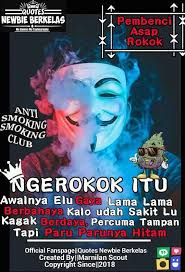 anti rokok save cps izin ya jgn lupa dishare quotes newbie
