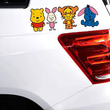 Car Styling Lovely Cartoon Family Car Sticker And Decal For Volkswagen Golf Skoda Polo Honda Kia Rio Opel Ford Family Car Stickers Car Stickercar Stickers And Decals Aliexpress