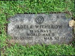 Adela Hall Witherow (1922-1980) - Find A Grave Memorial