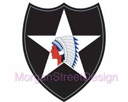 Infantry Decal Etsy