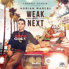 Raphael Saadiq Presents Adrian Marcel - Weak After Next (2014, CD ...
