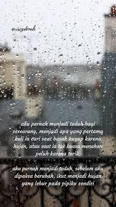 ideas quotes hujan quotes rain quotes