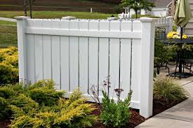 White Dog Ear Fence Dog Ear Fence White Dogs Fence