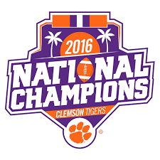 Officially Licensed Cfp National Championship Decal