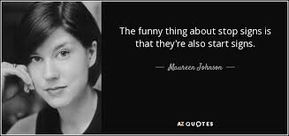TOP 25 QUOTES BY MAUREEN JOHNSON (of 173) | A-Z Quotes