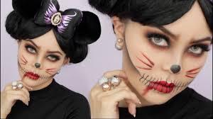 mouse costume face makeup saubhaya makeup
