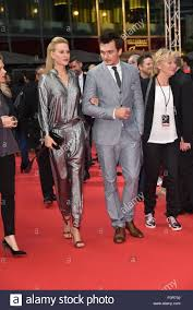 Berlin, Germany. 19th Aug, 2015. Rupert Freind and Aimee Mullins ...