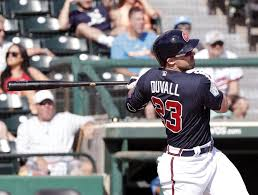 Atlanta's Duvall trying to rebound from dip in power