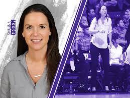 Shauna Green Named Assistant Women's Basketball Coach - WNUR Sports