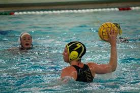 Ann Arbor Huron High School Girls Varsity Water Polo beat Pioneer ...