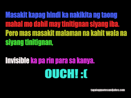 i love you quotes tagalog for him