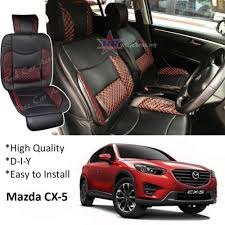 mazda cx 5 red lining design universal