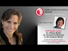 Andean Shamanism with Dr. Hillary Webb - YouTube