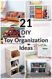 21 Creative Diy Toy Storage Ideas You Need To See Anika S Diy Life