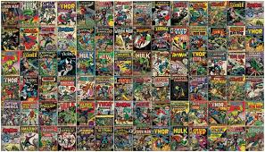 Marvel Comic Book Cover Peel And Stick Wall Mural Us Wall Decor