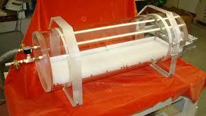 acrylic round vacuum chamber abbess