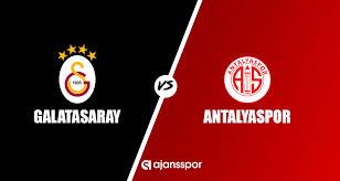 Galatasaray Antalyaspor maçı canlı izle Taraftarium24 Jest Yayın ...