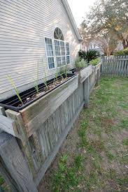 Diy Hanging Fence Planters