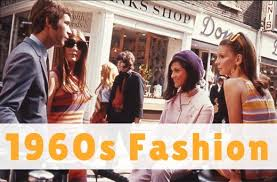 fashions of the 1960s mods hippies